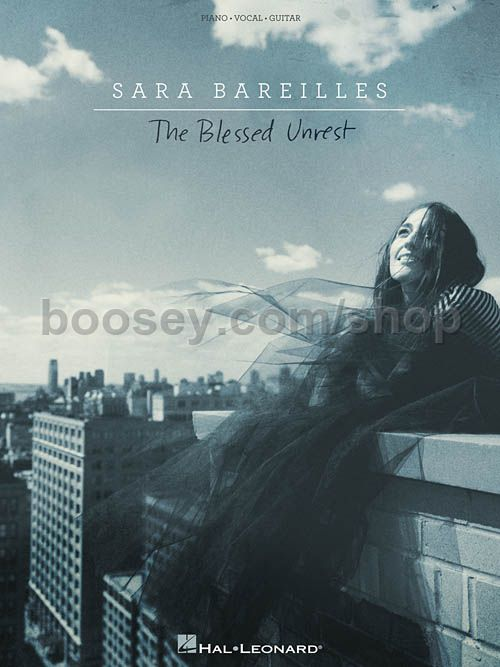 Bareilles Sara The Blessed Unrest Pvg