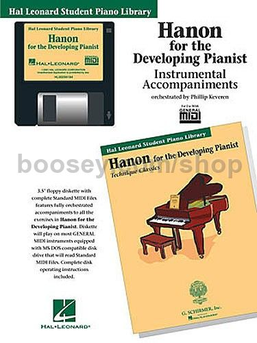 Hal Leonard Student Piano Library: Hanon For The Developing Pianist