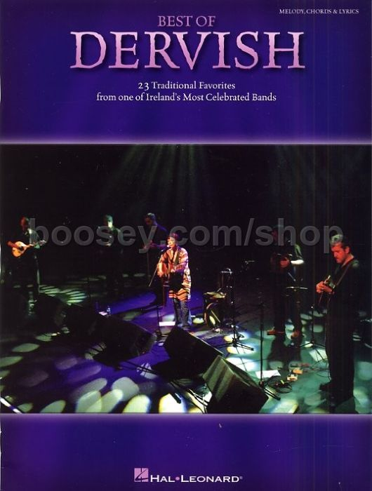 Dervish Best Of Dervish Melody Line Lyrics Chords