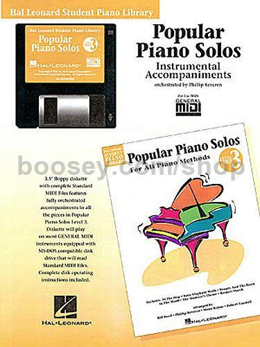 Hal Leonard Student Piano Library: Popular Piano Solos