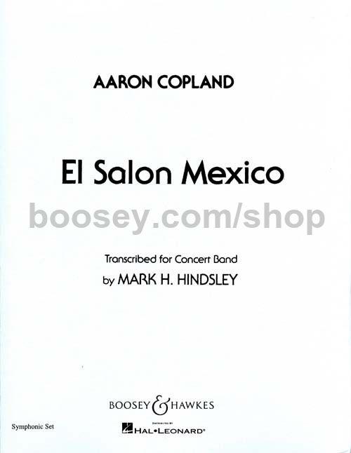 Aaron Copland Emblems Aaron Copland Salon Mexico