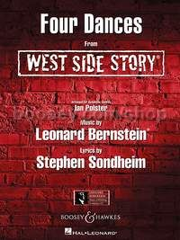 west side story symphonic dances score pdf