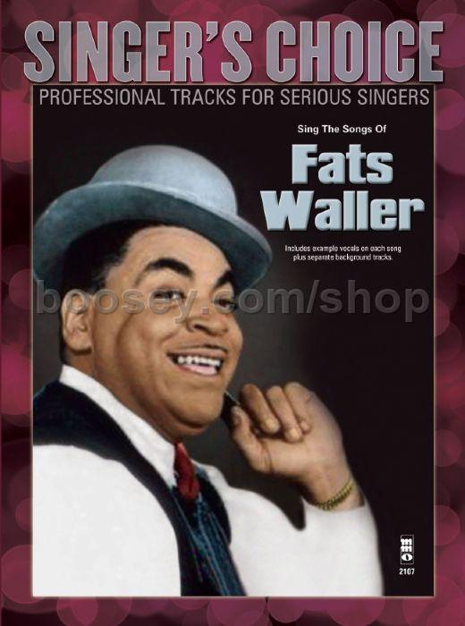 Waller, Fats - Sing The Songs of Fats Waller (+ CD ... Fats Waller Songs