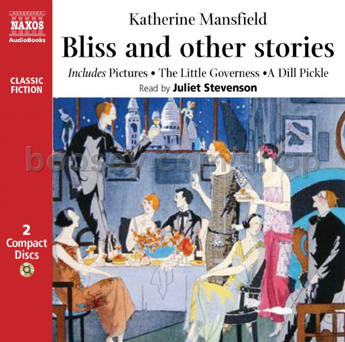a character analysis of bertha young from the story bliss The paragraph analyzed may be found on line 55 of katherine mansfield s short story bliss  bertha, the protagonist is in the middle of preparations for a.