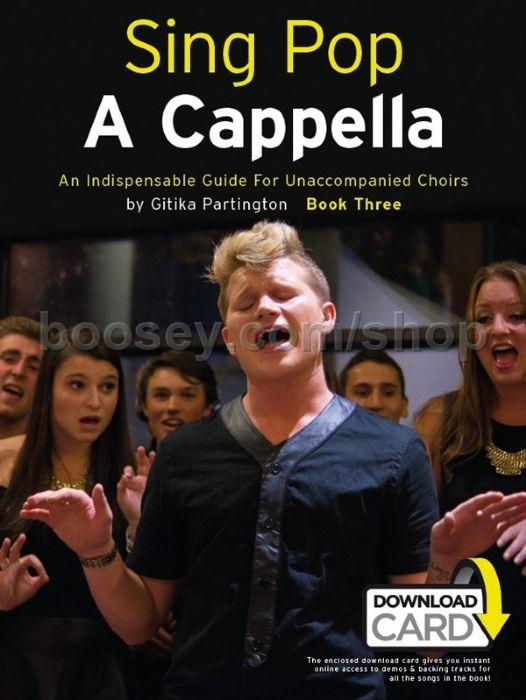 Various - Sing Pop A Cappella, Book 3