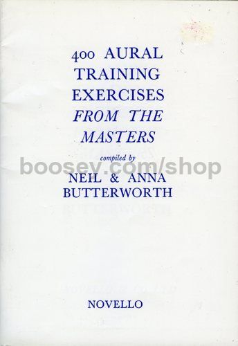 Aural Training in Practice BOOK III - Grades 6 to 8, Smith, Ronald, Used; Very G