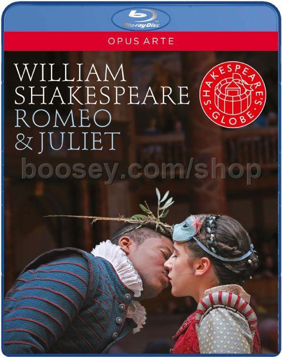 Amazoncom William Shakespeares Romeo  Juliet Bluray