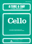 Tune A Day Cello Book 1