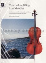 Lost Melodies - Old Masterpieces for Cello & Piano
