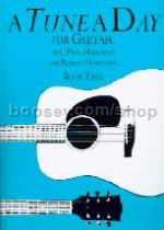 Tune A Day Guitar Book 2