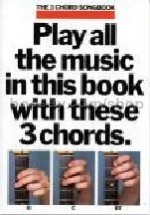 3 Chord Songbook Book 1