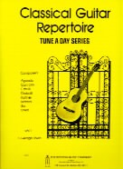 Tune A Day Classical Guitar Repertoire 1