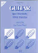 Five Pieces (arr. for guitar duet)