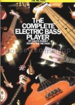 Complete Electric Bass Player Book 1