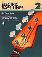 Electric Bass Lines No2