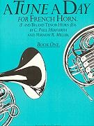 Tune A Day French Horn Book 1