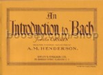 Introduction To Bach