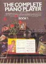 Complete Piano Player Book 5