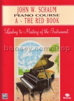 Piano Course A Red Book