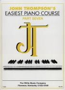 Easiest Piano Course 7