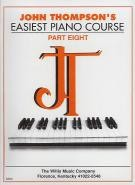 Easiest Piano Course 8