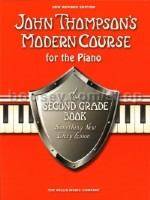 John Thompson's Modern Course For Piano: The 2nd Grade Studies