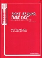 Sight Reading Made Easy 3: piano