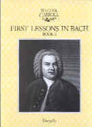 First Lessons Bach 2