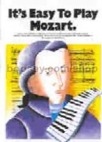 It's Easy to Play Mozart (Easy Piano with Guitar Chords)