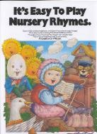 It's Easy to Play Nursery Rhymes (Easy Piano with Guitar Chords)