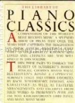 Library Of Piano Classics (Amsco Library of . . . series)
