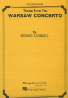 Warsaw Concerto (Theme) Simplified Piano