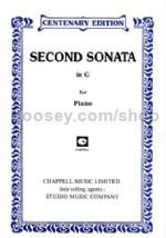 Sonata No2 for piano