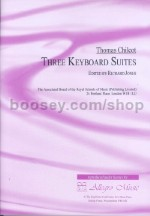 3 Keyboard Suites (ABRSM Easier Piano Pieces Vol. 63)
