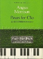 Pieces for Clio (ABRSM Easier Piano Pieces vol.37)
