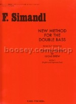 Complete New Method 1 for Double Bass O492