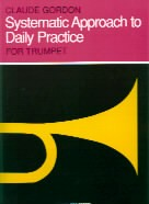 Systematic Approach To Daily Practice Trumpet