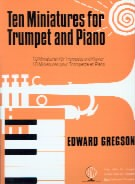 Ten Miniatures for trumpet & piano