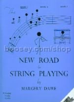 New Road To String Playing - violin (book 1)