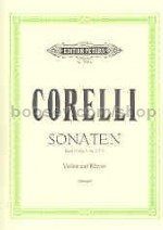 6 Sonatas, Vol. 2 for violin