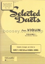 Selected Duets vol.1 violin