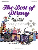 Best Of Disney (Piano, Vocal, Guitar)