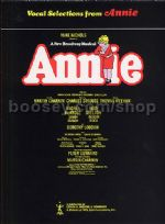 Annie - Vocal Selections (Broadway Edition) (PVG)