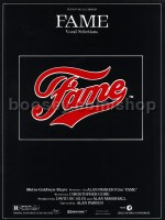 Fame Film Song Album (Piano, Vocal, Guitar)
