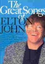Great Songs of Elton John