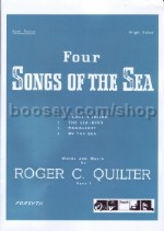 Four Songs Of The Sea Op. 1low voice