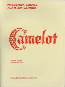 Camelot Vocal Score Revised Edition