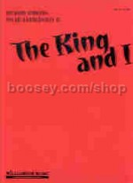 The King and I (vocal score)