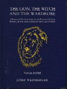 The Lion, The Witch & The Wardrobe (vocal score)