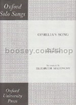 Ophelia's Song Soprano & Piano